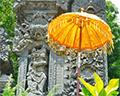 Umbrellas in Bali