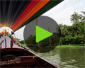 longboat canal tour thonburi play video