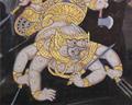 ramayana murals