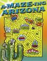 A-maze-ing Arizona  kids books activity
