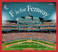 F is for Fenway park baseball kids books boston