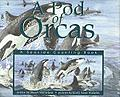 A Pod of Orcas childrens books british columbia