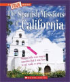 The Spanish Missions of California kids books san diego old town