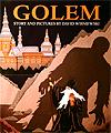 Golem legend kids prague