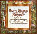 Saint George and the Dragon legend kids england