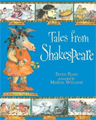 Tales from Shakespeare play kids stratford great britain