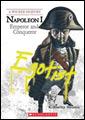 biography Napoleon: Emperor and Conqueror kids books paris