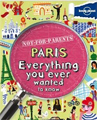 Not for Parents Paris kids books non-fiction