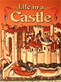 Life in a Castle medieval loire france kids books