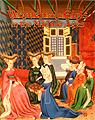 Women and Girls in the Middle Ages loire france