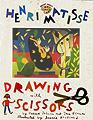 Henri Matisse: Drawing With Scissors kids books nice france