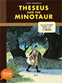 theseus and minotaur pommaux kids books greece