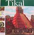 Tikal ancient maya guatemala kids books