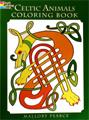 Celtic Animals Coloring Book kids