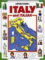 Getting to Know Italy and Italian kids books