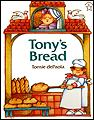 Tony's Bread childrens books milan
