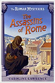 The Roman Mysteries mystery kids books rome