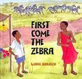 First Come the Zebra kids kenya