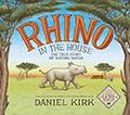 rhino in the house