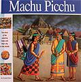 Machu Picchu history childrens books