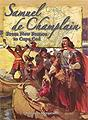 Samuel de Champlain biography kids Quebec City