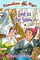 Lost in the Snow history kids Quebec City