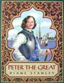 Peter the Great biography kids books st petersburg russia
