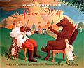 Sergei Prokofiev's Peter and the Wolf kids books music russia