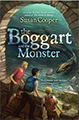 The Boggart and the Monster kids books loch ness