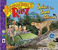Safari in South Africa kids books