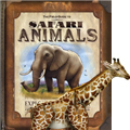 kids safari wildlife south africa The Field Guide to Safari Animals