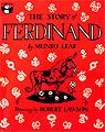 The Story of Ferdinand picture book spain