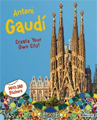 Antoni Gaudi Create Your Own City Sticker Book