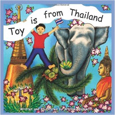kids books toy is from thailand