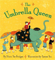 the umbrella queen thailand kids books