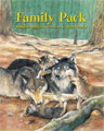 kids wyoming wolves Family Pack