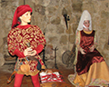 Medieval dioramas