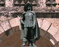 Statue of d'Artagnan