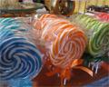handmade lollypops