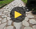 video appian way rome
