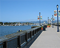 eureka waterfront walk
