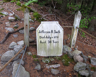 skagway gold rush cemetery soapy smith grave