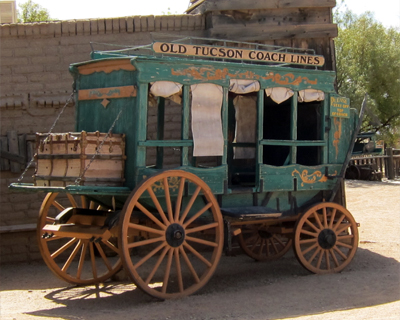 stagecoach old tucson studios