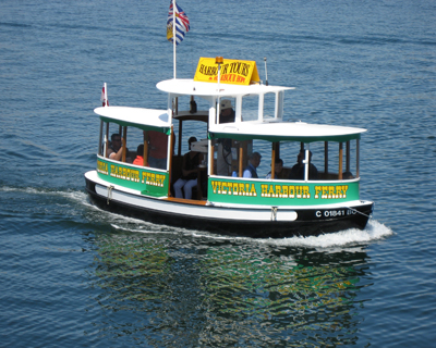 victoria harbour ferry