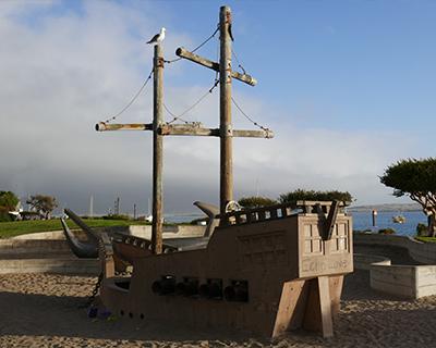 tidelands park playground morro bay