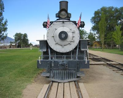 laws railroad museum bishop california