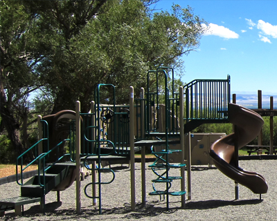 mono lake county park playground