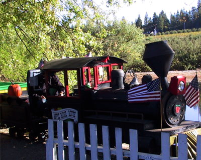 apple ridge railroad