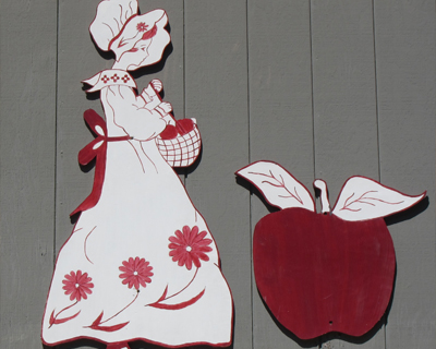 apple hill california