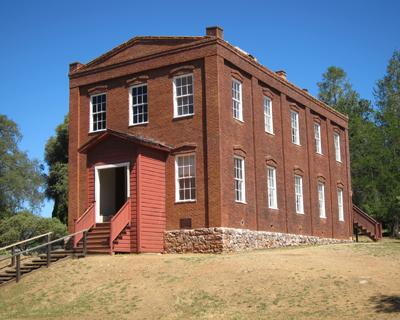 california columbia schoolhouse